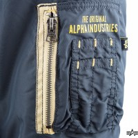 Alpha Industries  B-15 Air Frame Steel Blue 5