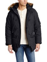 Alpha Industries Altitude N3-B Black