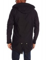 Alpha Industries Mens M-59 Fishtail Parka black2
