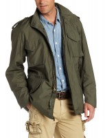 Alpha Industries Mens M-65 Olive Green