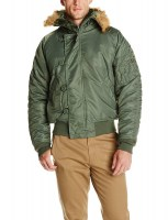 Alpha Industries N-2B Sage Green