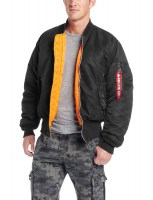 AlphaIndustries MA1 Black