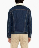 Levis Relaxed Sherpa Trucker Jacket 2