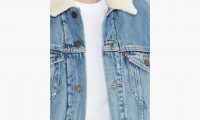 Levis THE SHERPA TRUCKER JACKET  Youngstown 3