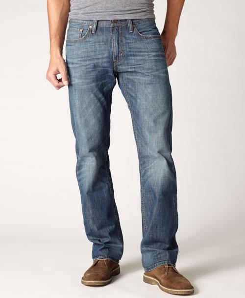 Покупаем фирменные мужские джинсы