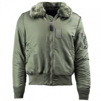 Alpha Industries  B-15 SLIM FIT Sage