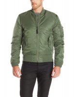 Alpha Industries Mens MA-1 Slim Fit Sage