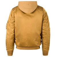 Alpha Industries Mens MA1 Natus Camel2