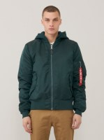 Alpha Industries Mens MA1 Natus PatrolGreen2