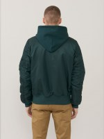Alpha Industries Mens MA1 Natus PatrolGreen3