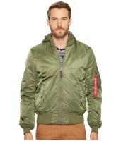 Alpha Industries Mens MA1 Natus Sage