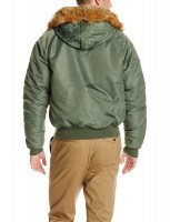 Alpha Industries N-2B Sage Green2