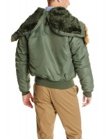 Alpha Industries N-2B Sage Green3