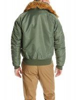 Alpha Industries N-2B Sage Green4