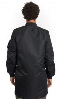 Alpha Industries, MA-1 Long - Black4