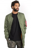 Alpha Industries, MA-1 Long Sage2