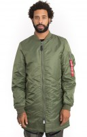 Alpha Industries, MA-1 Long Sage3