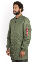 Alpha Industries, MA-1 Long Sage4