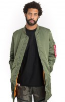 Alpha Industries, MA-1 Long Sage