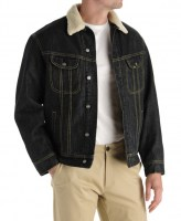 Lee MENS SHERPA LINED DENIM JACKET Clash