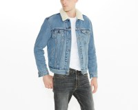 Levis THE SHERPA TRUCKER JACKET  Youngstown 7
