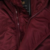 alpha N3b Slim Fit Maroon 4