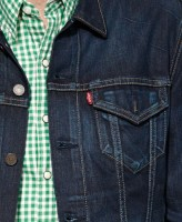 levis Slim Fit Trucker Jacket Donald 3